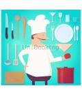 La cuchara a domicilio: Comida & compra
