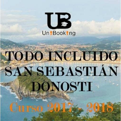 Piso residencia Todo Incluido San Sebastián
