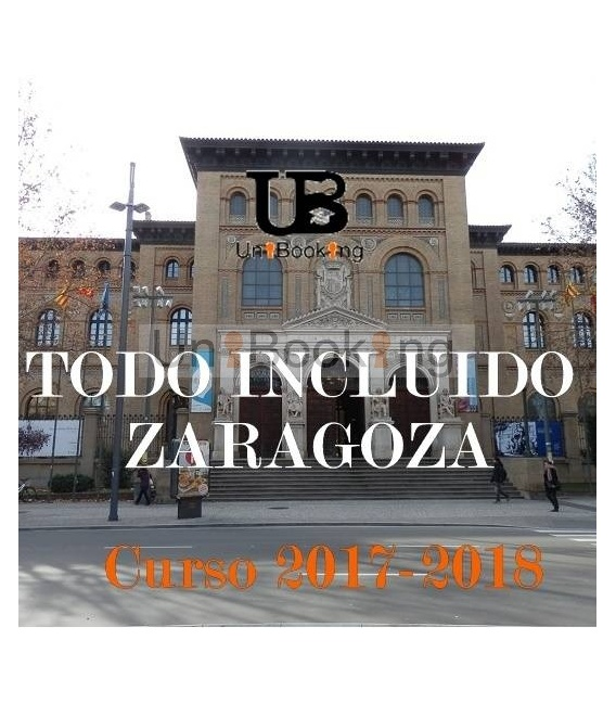 Piso residencia Todo Incluido Zaragoza
